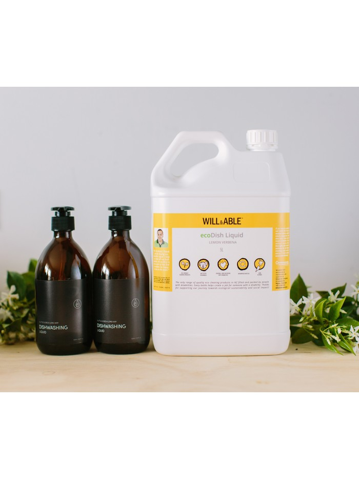 THE Christmas Dish Wash Liquid Package