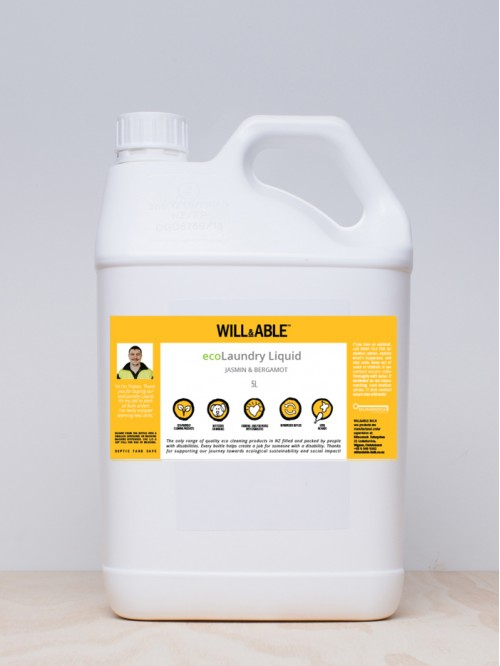 Will&Able ecoLaundry Liquid