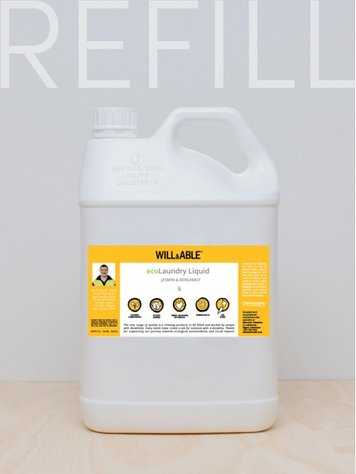 Will&Able ecoLaundry Liquid Refill
