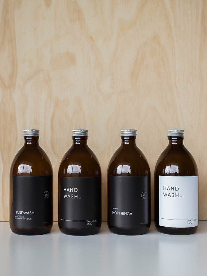 THE Classic 500ml Replacement Glass Bottle