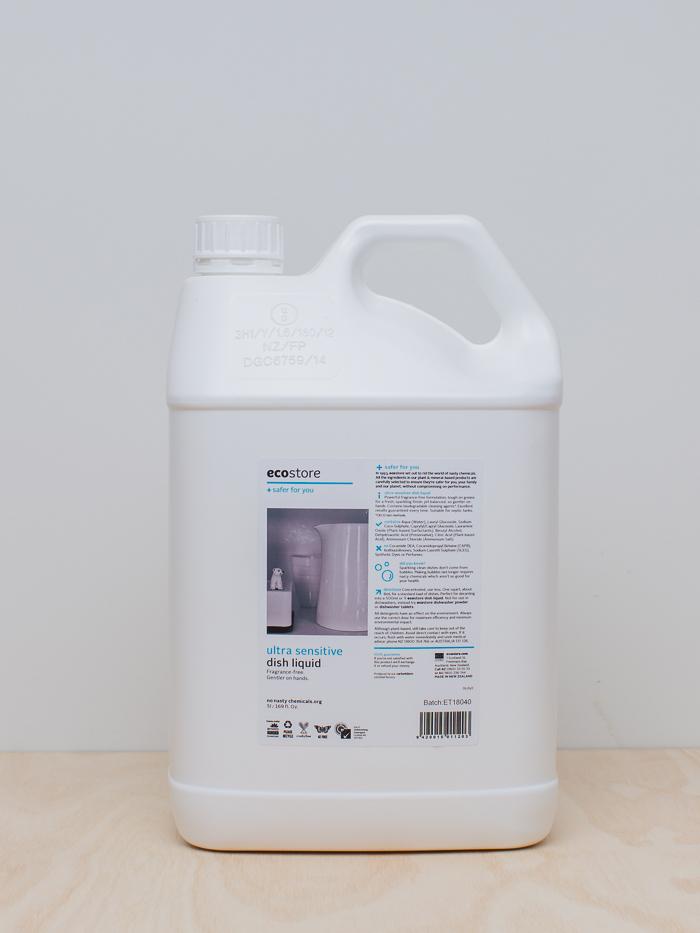 Ultra Sensitive Dish Washing Liquid