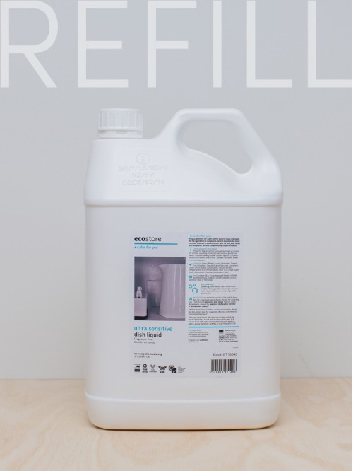 Ultra Sensitive Laundry Liquid Refill