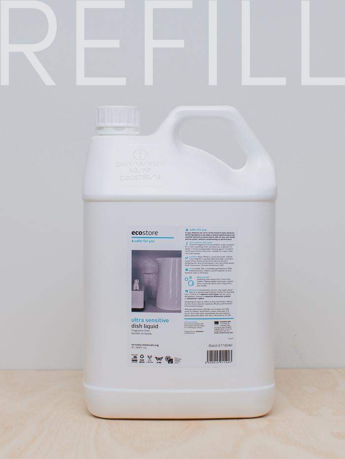 Ultra Sensitive Laundry Liquid Refill
